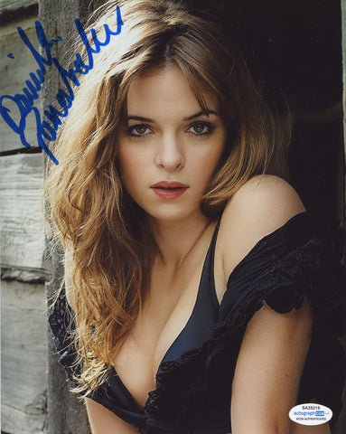 Danielle Panabaker Sexy Flash Signed Autograph 8x10 Photo Arrow #10 - Outlaw Hobbies Authentic Autographs