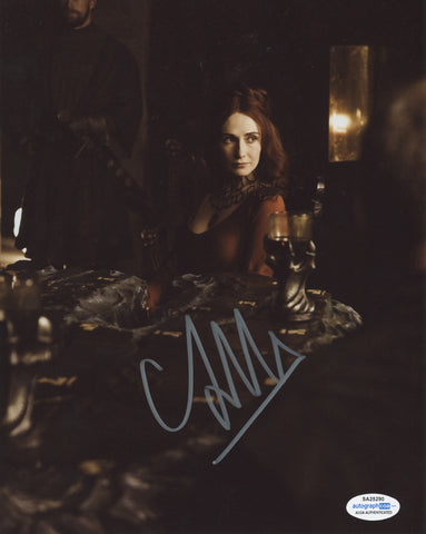 Carice Van Houten Game of Thrones Signed Autograph 8x10 Photo ACOA #2 - Outlaw Hobbies Authentic Autographs