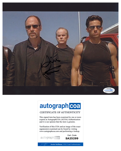 Will Patton Punisher Signed Autograph 8x10 Photo ACOA - Outlaw Hobbies Authentic Autographs