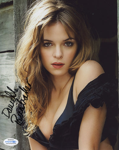 Danielle Panabaker Sexy Flash Signed Autograph 8x10 Photo Arrow #7 ACOA - Outlaw Hobbies Authentic Autographs