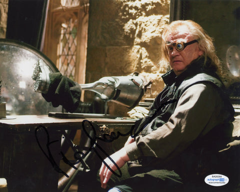 Brendan Gleeson Harry Potter Signed Autograph ACOA Photo #9 - Outlaw Hobbies Authentic Autographs