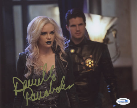 Danielle Panabaker Sexy Flash Signed Autograph 8x10 Photo Arrow #9 ACOA - Outlaw Hobbies Authentic Autographs