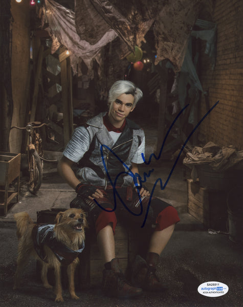 Cameron Boyce Descendants Signed Autograph 8x10 Photo ACOA #2