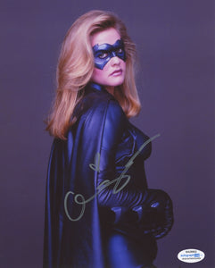 Alicia Silverstone Batgirl Signed Autograph 8x10 Photo ACOA - Outlaw Hobbies Authentic Autographs