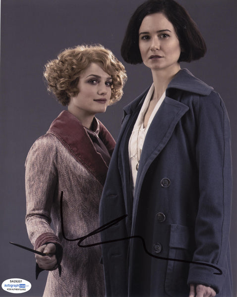 Katherine Waterston Fantastic Beasts Signed Autograph 8x10 Photo ACOA #3