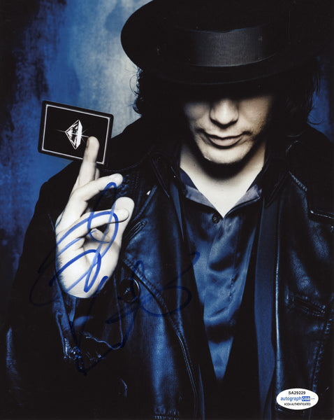 Taylor Kitsch Wolverine Gambit Signed Autograph 8x10 Photo ACOA #5 - Outlaw Hobbies Authentic Autographs