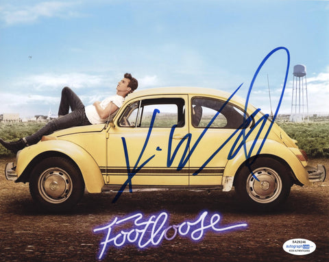 Kenny Wormald Footloose Signed Autograph 8x10 Photo ACOA - Outlaw Hobbies Authentic Autographs