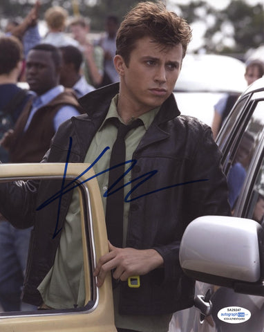 Kenny Wormald Footloose Signed Autograph 8x10 Photo ACOA #2 - Outlaw Hobbies Authentic Autographs