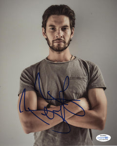 Ben Barnes Signed Autograph 8x10 Photo ACOA #2