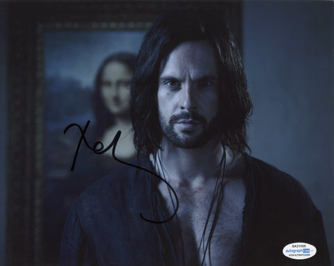 Tom Riley Da Vinci's Demons Signed Autograph 8x10 Photo ACOA - Outlaw Hobbies Authentic Autographs