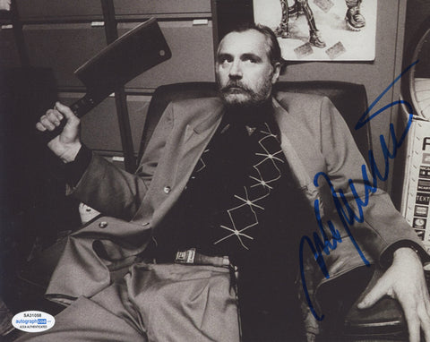 Rade Serbedzija Snatch Boris the Butcher Signed Autograph 8x10 Photo ACOA - Outlaw Hobbies Authentic Autographs