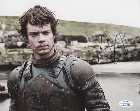 Alfie Allen Game of Thrones Signed Autograph 8x10 Photo #6 ACOA - Outlaw Hobbies Authentic Autographs