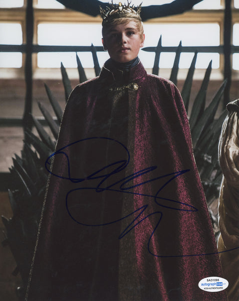 Dean Charles Chapman Game of Thrones Signed Autograph 8x10 Photo ACOA - Outlaw Hobbies Authentic Autographs