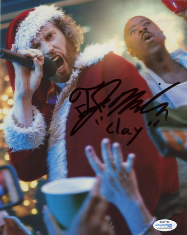 TJ Miller Office Christmas Party Signed Autograph 8x10 Photo ACOA