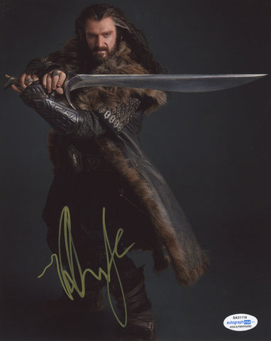 Richard Armitage Signed Autograph 8x10 The Hobbit Photo ACOA #15 - Outlaw Hobbies Authentic Autographs