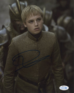 Dean Charles Chapman Game of Thrones Signed Autograph 8x10 Photo ACOA #2