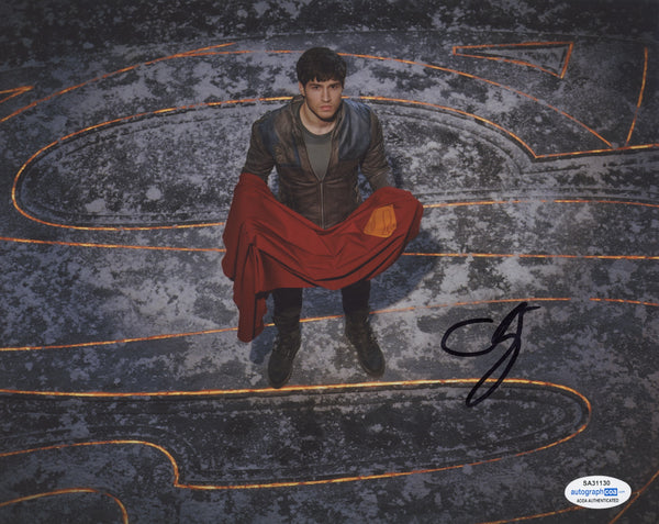 Cameron Cuffe Krypton Signed Autograph 8x10 Photo ACOA #2