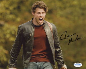 James Marsden X-Men Cyclops Signed Autograph 8x10 Photo ACOA