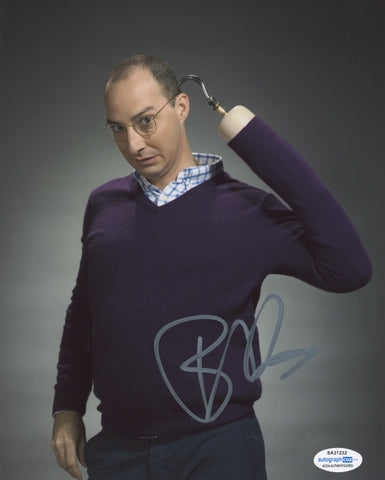 Tony Hale Arrested Development Signed Autograph 8x10 Photo ACOA #2 - Outlaw Hobbies Authentic Autographs