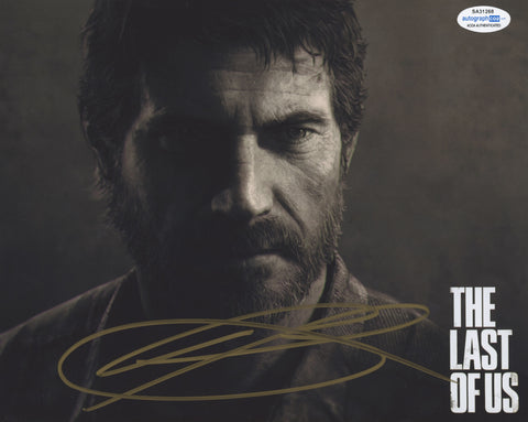 Troy Baker The Last of Us SIgned Autograph 8x10 Photo ACOA #2 - Outlaw Hobbies Authentic Autographs