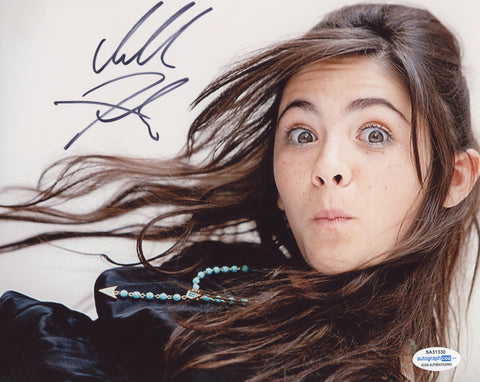 Isabelle Fuhrman Sexy Signed Autograph 8x10 Photo ACOA