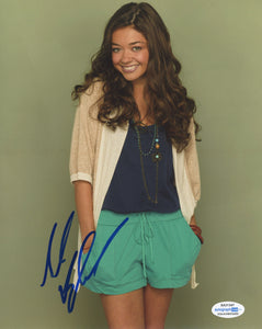 Sarah Hyland Modern Family Signed Autograph 8x10 Photo