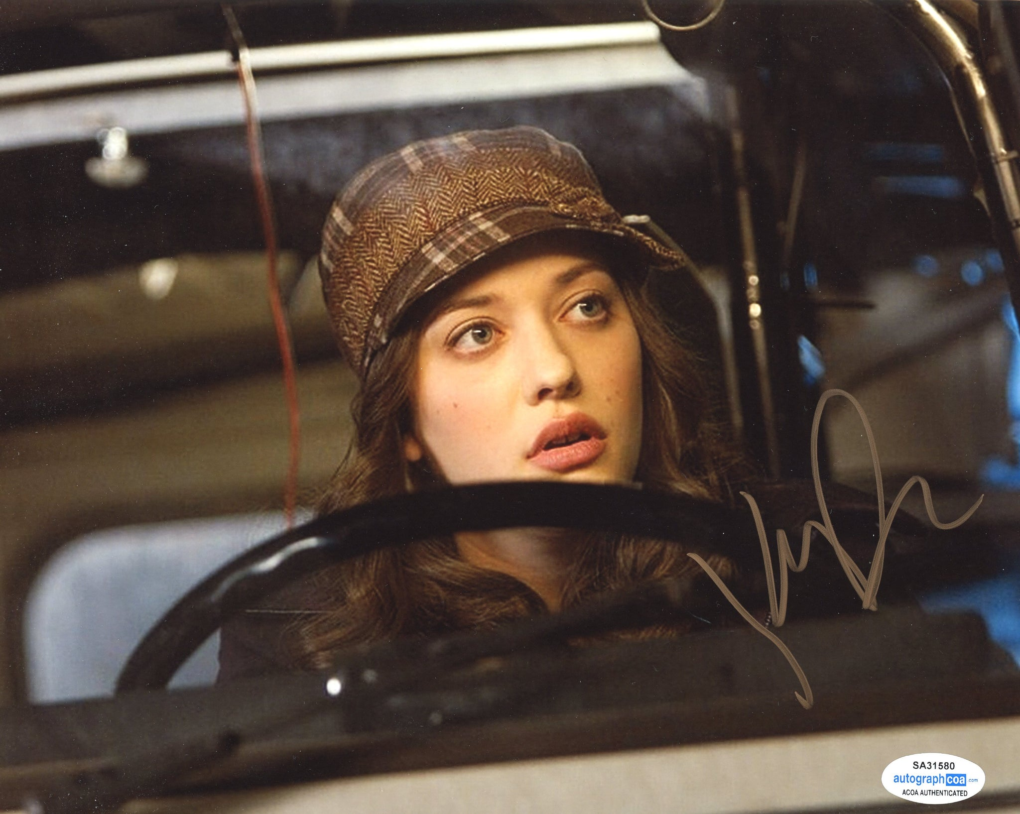 Kat Dennings Thor Avengers Signed Autograph 8x10 Photo ACOA