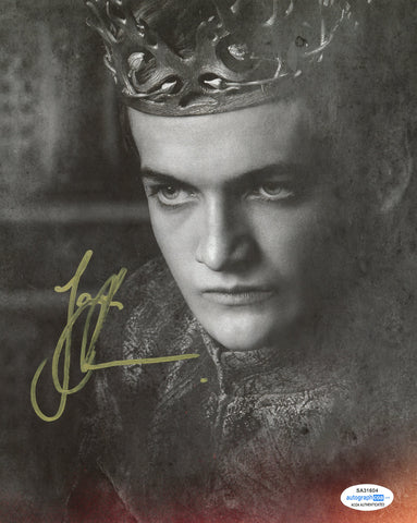 Jack Gleeson Game of Thrones Signed Autograph 8x10 Photo #12 - Outlaw Hobbies Authentic Autographs
