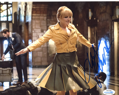Ashley Rickards The Flash Signed Autograph 8x10 Photo ACOA - Outlaw Hobbies Authentic Autographs