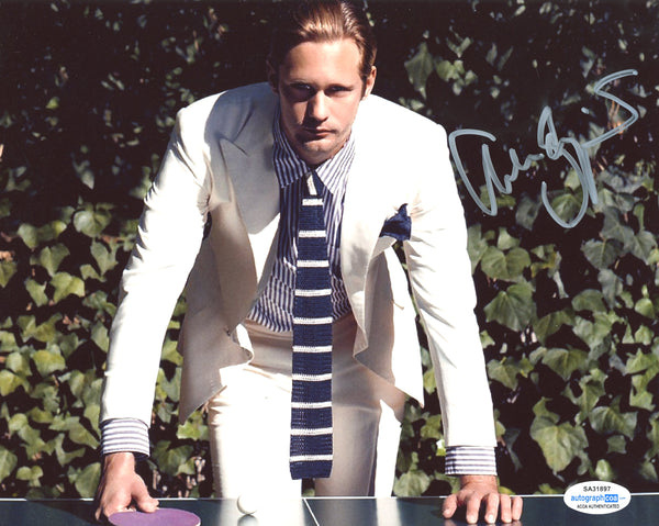 Alexander Alex Skarsgard Signed Autograph 8x10 Photo ACOA #12 - Outlaw Hobbies Authentic Autographs