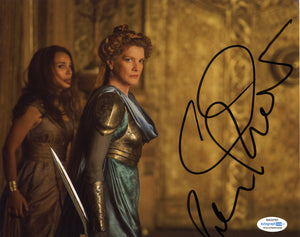 Rene Russo Thor Signed Autograph 8x10 Photo ACOA - Outlaw Hobbies Authentic Autographs