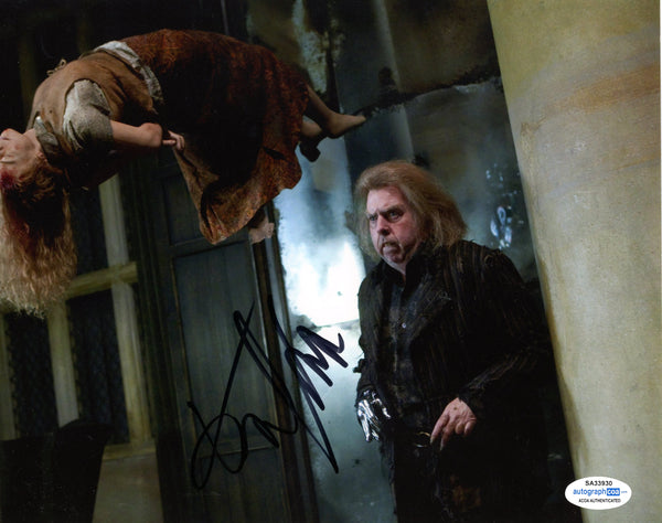 Timothy Spall Harry Potter Signed Autograph 8x10 Photo ACOA #3 - Outlaw Hobbies Authentic Autographs