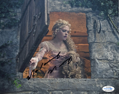 Mackenzie Mauzy Into the Woods Signed Autograph 8x10 Photo ACOA #3 - Outlaw Hobbies Authentic Autographs