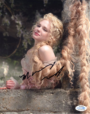 Mackenzie Mauzy Into the Woods Signed Autograph 8x10 Photo ACOA #4 - Outlaw Hobbies Authentic Autographs