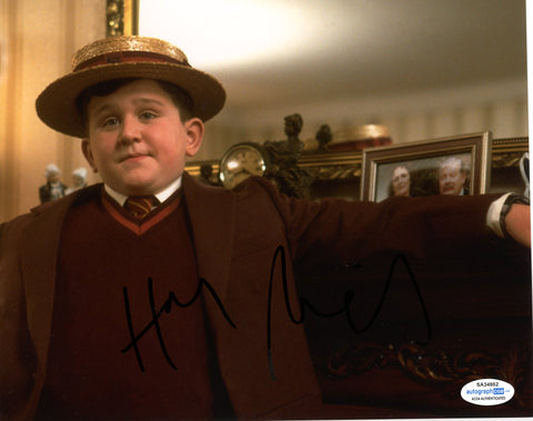 Harry Melling Harry Potter Signed Autograph 8x10 Photo ACOA Dudley Dursley #4 - Outlaw Hobbies Authentic Autographs