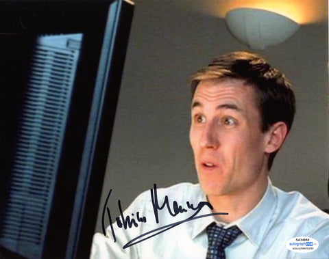 Tobias Menzies Bond Signed Autograph 8x10 Photo ACOA