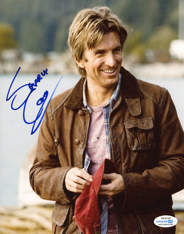 Sharlto Copley A-Team Signed Autograph 8x10 Photo ACOA - Outlaw Hobbies Authentic Autographs
