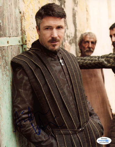 Aidan Gillen Game of Thrones Signed Autograph 8x10 Photo ACOA #16 - Outlaw Hobbies Authentic Autographs