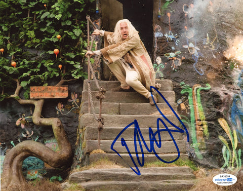 Rhys Ifans Harry Potter Signed Autograph 8x10 Photo ACOA #2 - Outlaw Hobbies Authentic Autographs