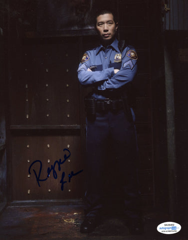 Reggie Lee Grimm Signed Autograph 8x10 Photo ACOA - Outlaw Hobbies Authentic Autographs