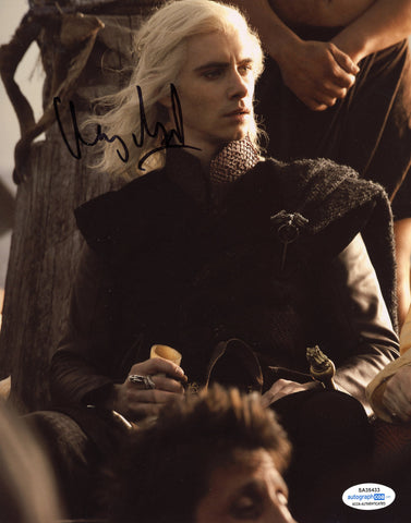 Harry Lloyd Game of Thrones Signed Autograph 8x10 Photo ACOA - Outlaw Hobbies Authentic Autographs