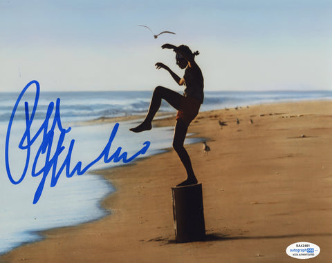 Ralph Macchio Cobra Kai Signed Autograph 8x10 Photo ACOA #11 Karate Kid - Outlaw Hobbies Authentic Autographs