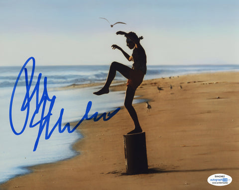 Ralph Macchio Cobra Kai Signed Autograph 8x10 Photo ACOA #12 Karate Kid - Outlaw Hobbies Authentic Autographs