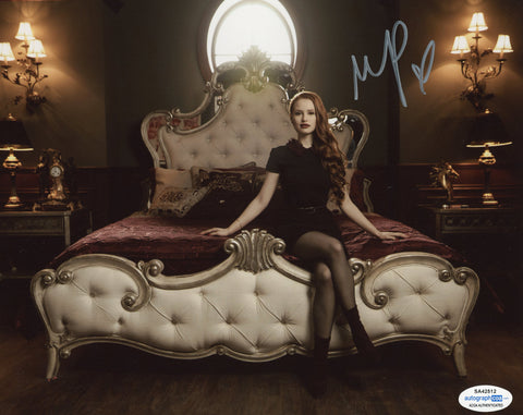 Madelaine Petsch Riverdale Signed Autograph 8x10 Photo ACOA #16
