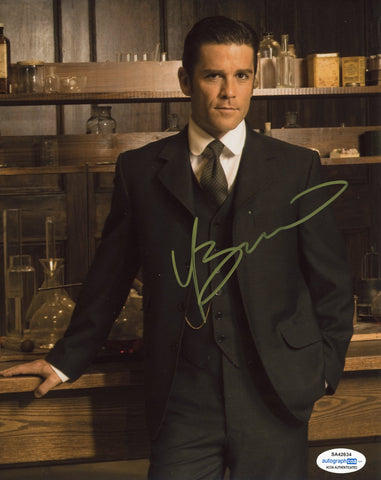 Yannick Bisson Murdoch Mysteries Signed Autograph 8x10 Photo ACOA