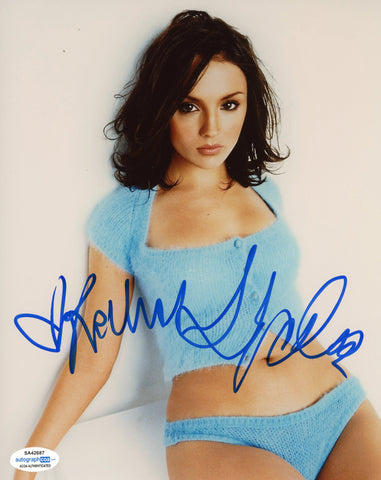 Rachael Leigh Cook Sexy Signed Autograph 8x10 Photo ACOA #4