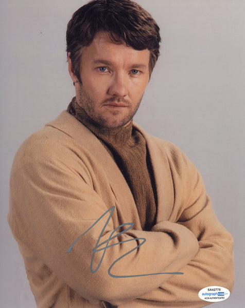 Joel Edgerton Star Wars Signed Autograph 8x10 Photo ACOA  #10