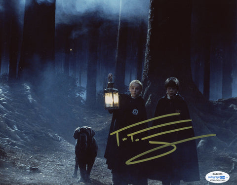 Tom Felton Harry Potter Draco Signed Autograph 8x10 Photo ACOA #4 - Outlaw Hobbies Authentic Autographs