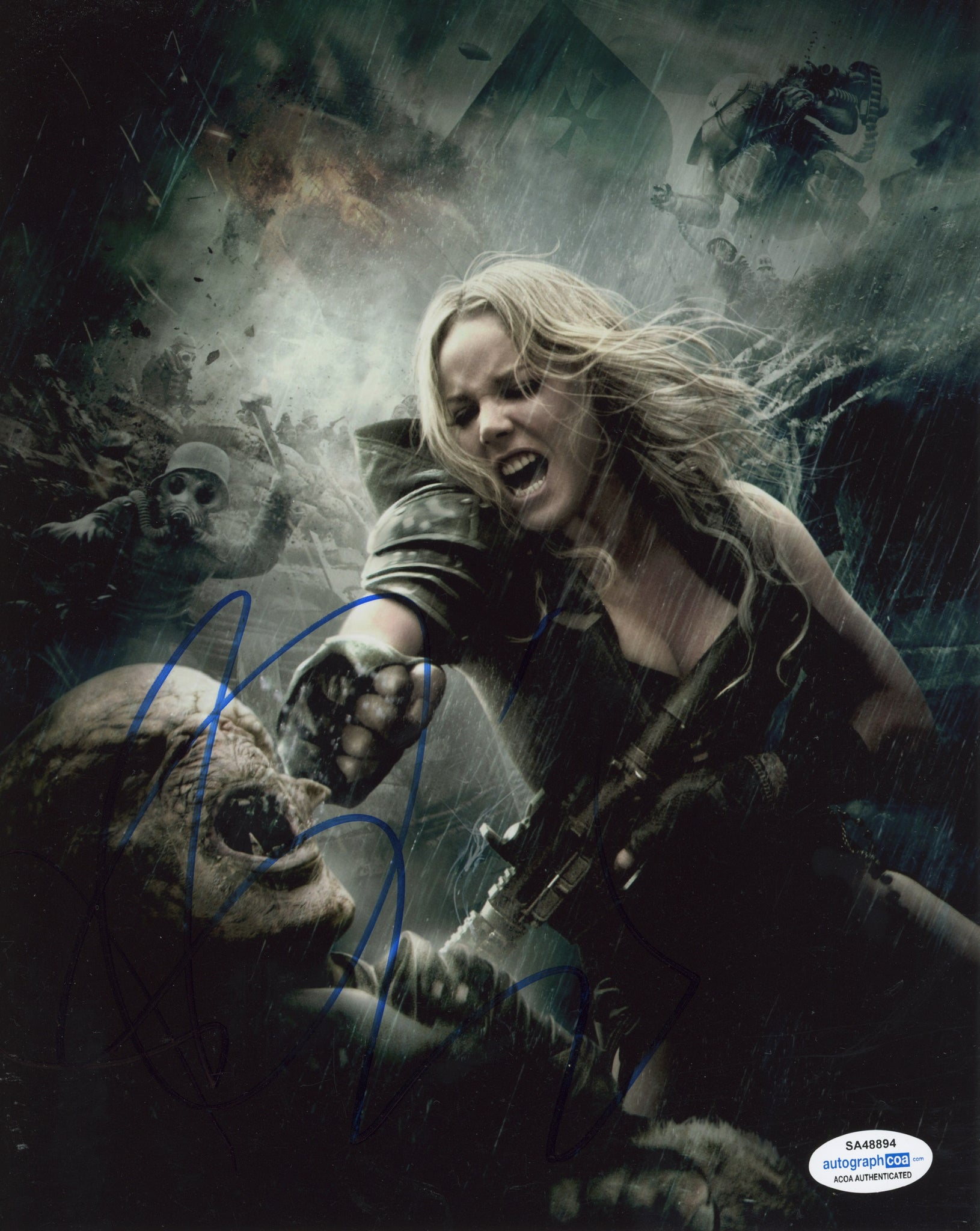 Abbie Cornish Sucker Punch Signed Autograph 8x10 Photo ACOA