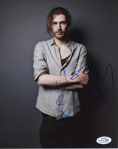 Hozier Take me to Church Signed Autograph 8x10 Photo ACOA
